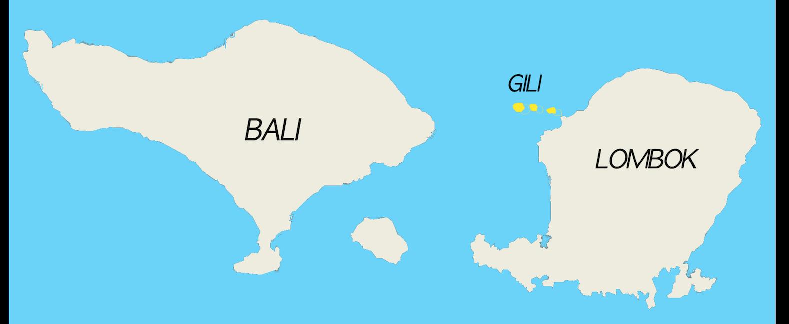 GILI map